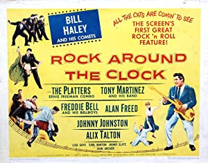 ROCK AROUND THE CLOCK (1956): Sears, Fred F. (director)