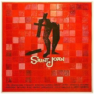 SAINT JOAN (1957): Bass, Saul (poster artist)
