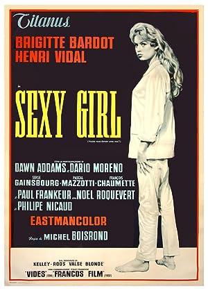VOULEZ-VOUS DANSER AVEC MOI? [SEXY GIRL / COME DANCE WITH ME] (1959): Boisrond, Michel (...