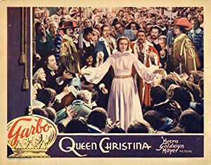QUEEN CHRISTINA (1933): Mamoulian, Rouben (director)