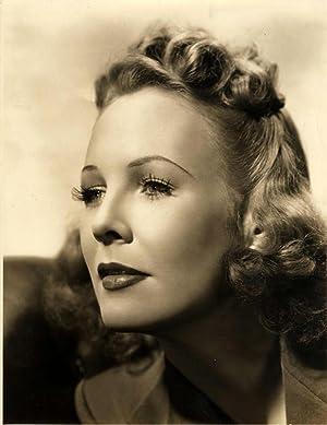 WENDY BARRIE (ca. 1939)