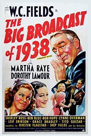 BIG BROADCAST OF 1938, THE (1938): Leisen, Mitchell (director)