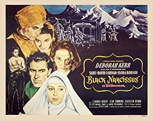 BLACK NARCISSUS (1947): Powell, Michael; Pressburger, Emeric (director)