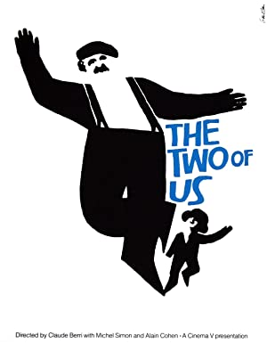 SAUL BASS SILKSCREEN / THE TWO OF US [LE VIEIL HOMME ET L'ENFANT] (1967 OR LATER) (1967 or later)
