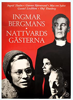 INGMAR BERGMAN'S NATTVARDSGÄSTERNA [WINTER LIGHT] (1962): Bergman, Ingmar (director)