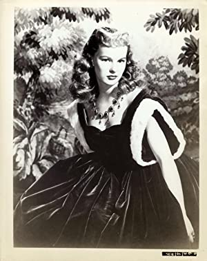 FOREVER AMBER / PEGGY CUMMINS PORTRAIT (ca. 1946): Stahl, John M.; Preminger, Otto (director)