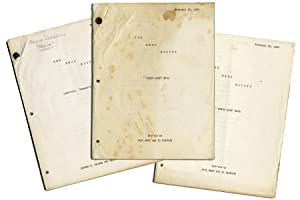VINTAGE TV SCRIPT) THE REAL MCCOYS Two (2) vintage television scripts