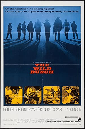 WILD BUNCH, THE (1969): Peckinpah, Sam (director)