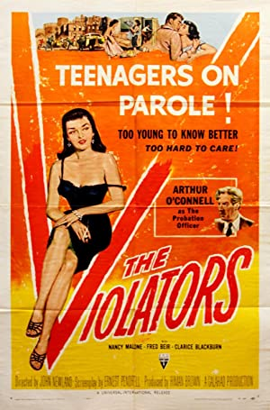 VIOLATORS, THE (1957): Newland, John (director)
