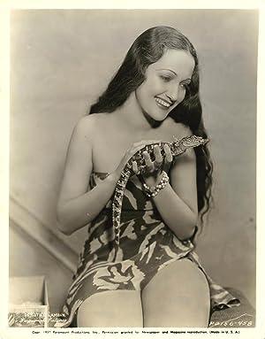 DOROTHY LAMOUR (1937)