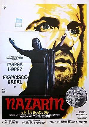 BUÑUEL, LUIS / NAZARIN (1959): Buñuel, Luis (director)