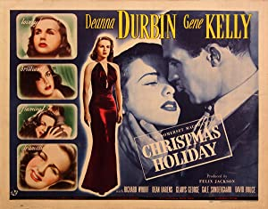 CHRISTMAS HOLIDAY (1944): Siodmak, Robert (director)