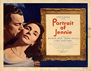 PORTRAIT OF JENNIE (1948): Brackman, Robert (portrait artist)