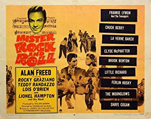 MISTER ROCK AND ROLL (1957): Dubin, Charles (director)
