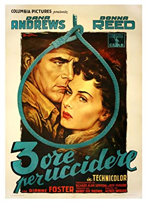 3 ORE PER UCCIDERE [THREE HOURS TO KILL] (1954)