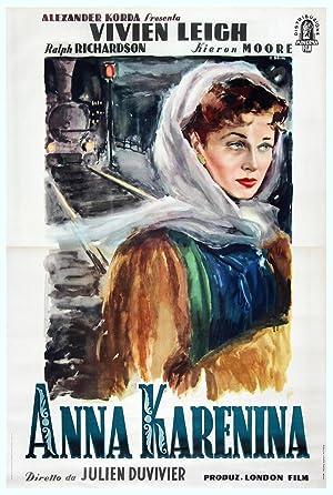 ANNA KARENINA (1948): Brini, Ercole (poster artist)