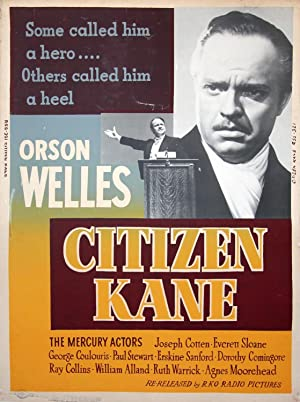 CITIZEN KANE (1941; 1956 re-issue)