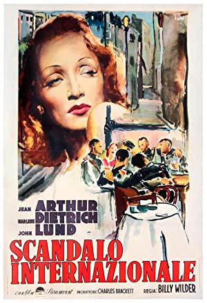 FOREIGN AFFAIR, A [SCANDALO INTERNAZIONALE] (1948)