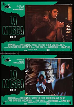 FLY, THE [LA MOSCA] (1986)