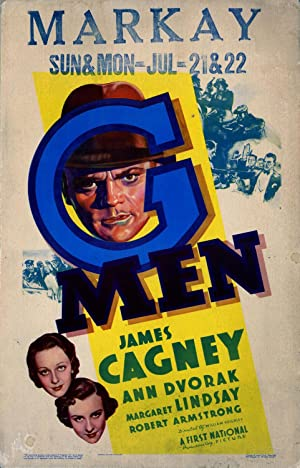 G-MEN (1935): Keighley, William (director)