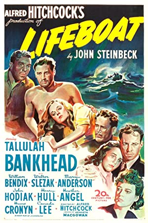 LIFEBOAT (1944): Steinbeck, John (screenwriter) (adapted from)