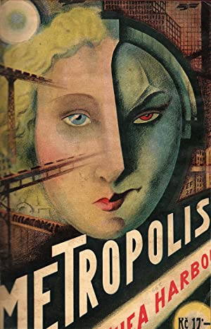 METROPOLIS (1927) / First Czech ed.