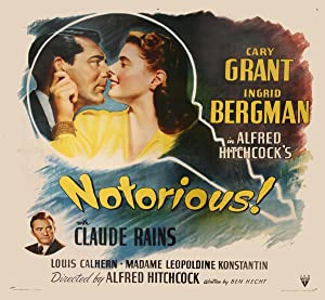 NOTORIOUS (1946): Hitchcock, Alfred (director)