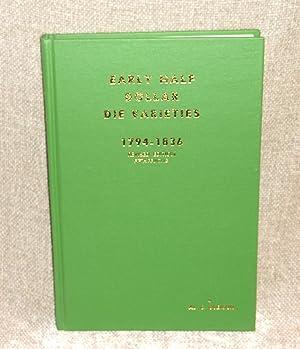 Early Half Dollar Die Varieties. 1794-1836. Revised Edition.: Al C. Overton