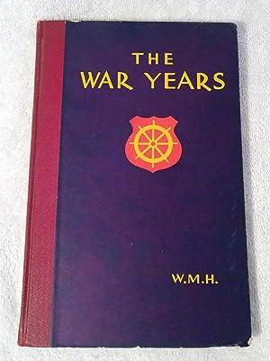 The War Years: Walter M. Harrison
