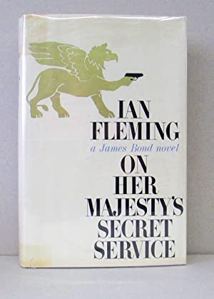 ON HER MAJESTY'S SERVICE: Fleming, Ian