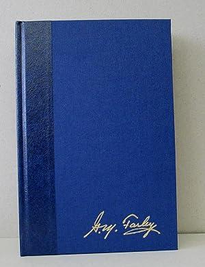 MANY FACES OF ZANE GREY: Farley, G. M.