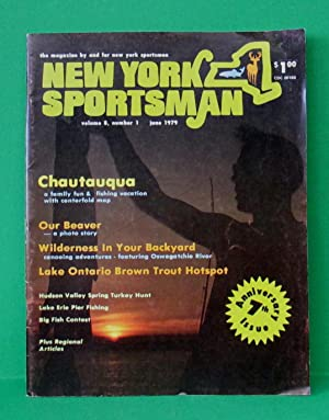 NEW YORK SPORTSMAN, 7th ANNIVERSARY EDITION: Keesler, M. Paul (editor)