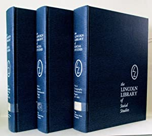 LINCOLN LIBRARY OF SOCIAL STUDIES (3 volumes)
