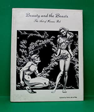 BEAUTY AND THE BEASTS - THE ART OF HANNES BOK: De La Ree, Gerry (editor)