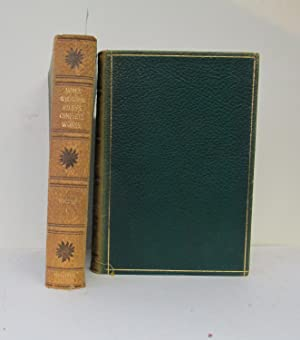 JAMES WHITCOMB RILEY'S COMPLETE WORKS - MEMORIAL EDITION IN TEN VOLUMES: Riley, James Whitcomb