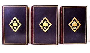 HOLY BIBLE, CONTAINING THE OLD AND NEW TESTAMENTS & THE APOCRYPHA (Three volumes): N/A (Arleigh...