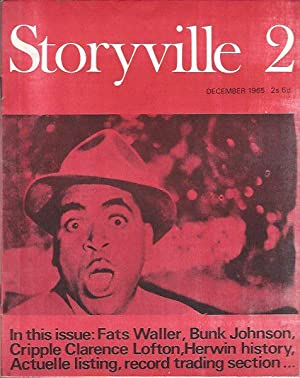 Storyville, Volume 1 through Volume 158 (consecutive and nearly complete run of the magazine): ...