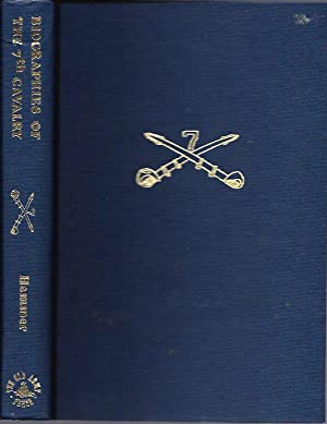 Biographies of the 7th Cavalry, June 25th, 1876: Hammer, Kenneth