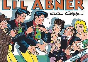 Li'L Abner: Dailies, Volume Six, 1940: Capp, Al
