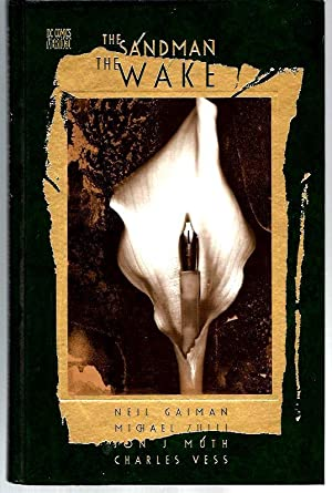 The Wake (Sandman, Book 10): Gaiman, Neil; illustrated