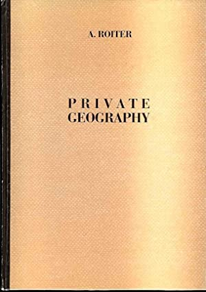 Private Geography: Roiter, Andrej