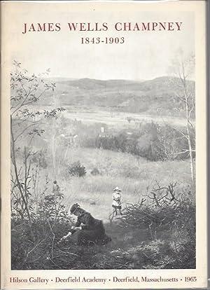 James Wells Champney 1843-1903: Champney, James Wells,