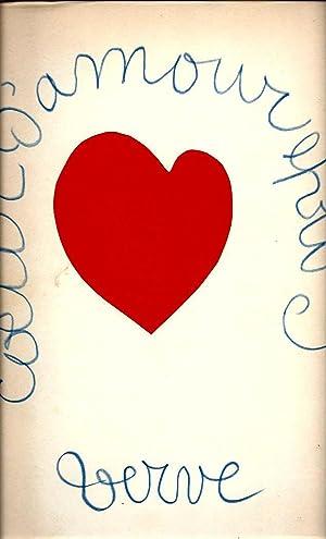 Le Livre du Coeur D'Amour Epris du: Chamson, Andre, commentary;