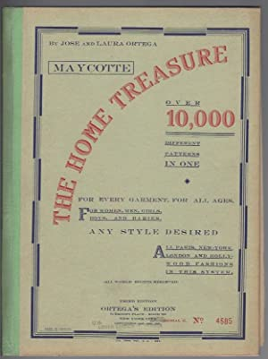 Maycotte: The Home Treasure: Over 10,000 Different Patterns in One (Special Teaching Method for ...