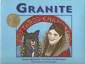 Granite (Signed): Butcher, Susan, and David Monson; illustrated by Sarah Douglas