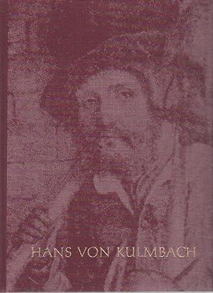 Hans von Kulmbach: Das Werk und Sein Leben (German edition): Holl, Wilhelm, Joachim Klippel, and ...