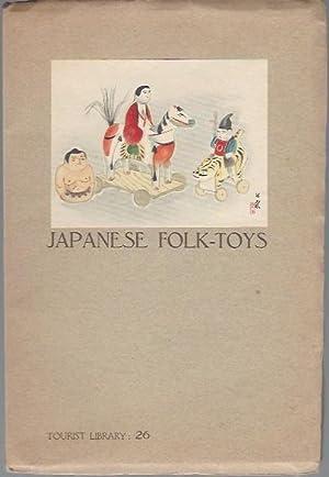 Japanese Folk-Toys: Tekiho Nisizawa
