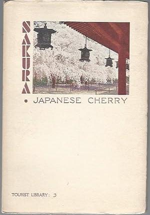 Sakura: Japanese Cherry (Tourist Library 3): Miyoshi, Manabu