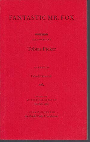 Fantastic Mr. Fox: Picker, Tobias; Roald