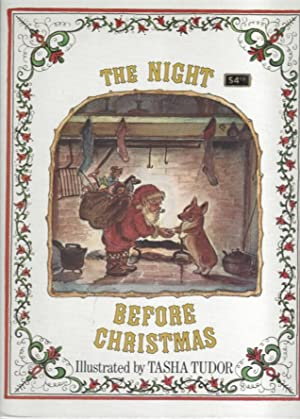 The Night Before Christmas: Moore, Clement C.;